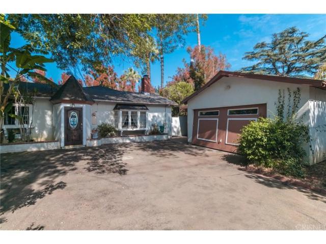8505 Louise Avenue, Northridge, CA 91325 (#SR18179519) :: TruLine Realty