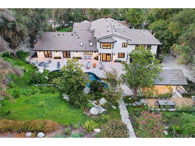 5403 Jed Smith Road, Hidden Hills, CA 91302 (#SR18196028) :: Lydia Gable Realty Group