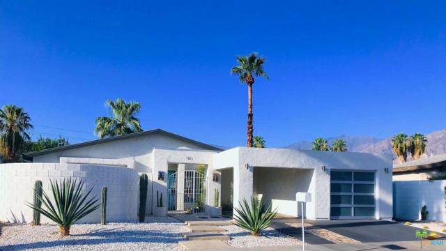 913 Arroyo Vista Drive, Palm Springs, CA 92264 (#18376732PS) :: Lydia Gable Realty Group