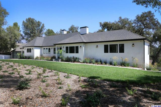 1860 Linda Vista Avenue, Pasadena, CA 91103 (#318003439) :: Lydia Gable Realty Group