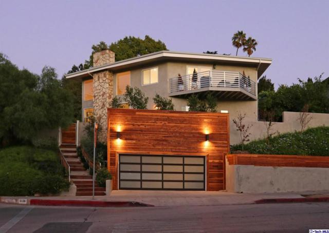 2126 N Commonwealth Avenue, Los Angeles (City), CA 90027 (#318003593) :: The Fineman Suarez Team