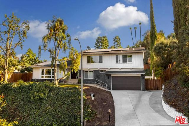 16544 Park Lane Drive, Los Angeles (City), CA 90049 (#18401754) :: Lydia Gable Realty Group