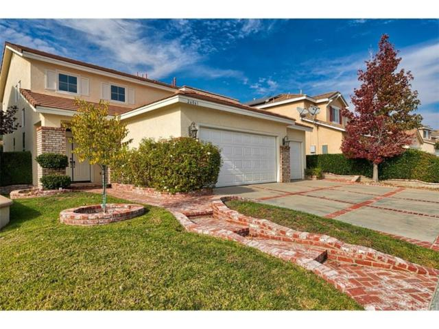 26061 Salinger Lane, Stevenson Ranch, CA 91381 (#SR18277735) :: Paris and Connor MacIvor