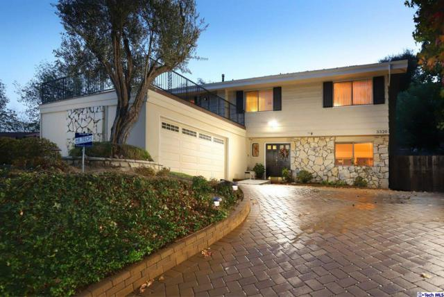 3320 Crail Way, Glendale, CA 91206 (#318004762) :: Fred Howard Real Estate Team