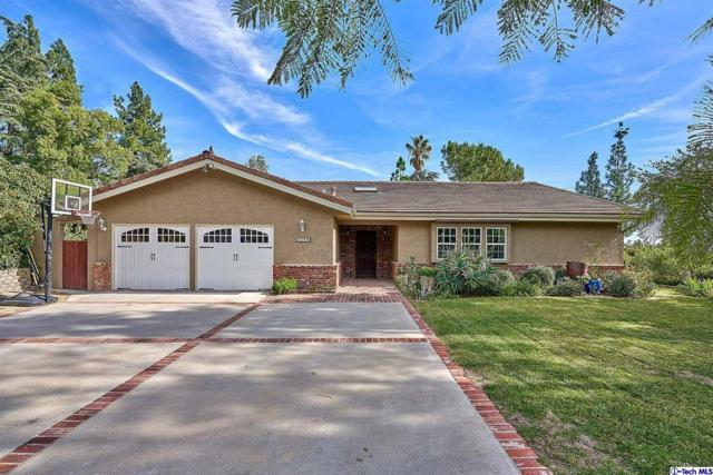 5386 Harter Lane, La Canada Flintridge, CA 91011 (#318005009) :: Fred Howard Real Estate Team