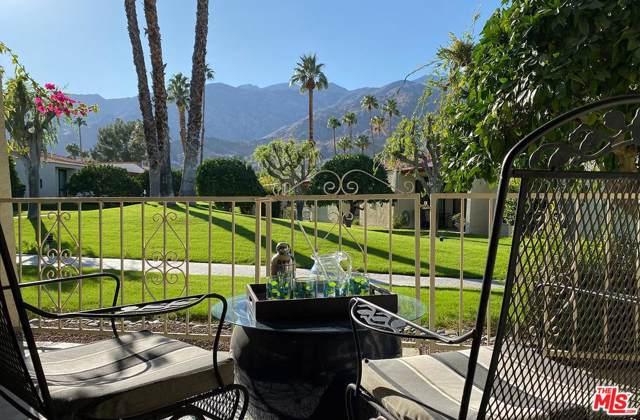 2061 S Caliente Drive, Palm Springs, CA 92264 (#19526354) :: Randy Plaice and Associates
