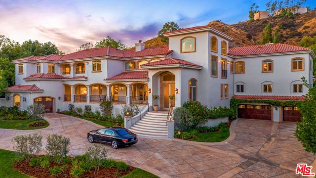 23593 Park South Street, Calabasas, CA 91302 (#19528008) :: The Pratt Group