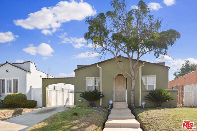 3118 W 69TH Street, Los Angeles (City), CA 90043 (#19528824) :: Lydia Gable Realty Group