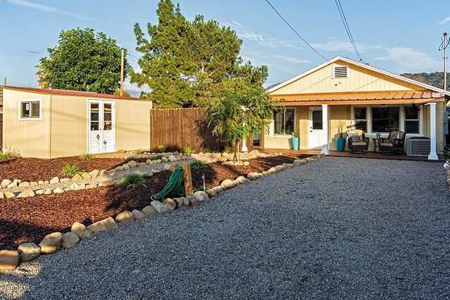 612 Larmier Avenue, Oak View, CA 93022 (#219014024) :: TruLine Realty