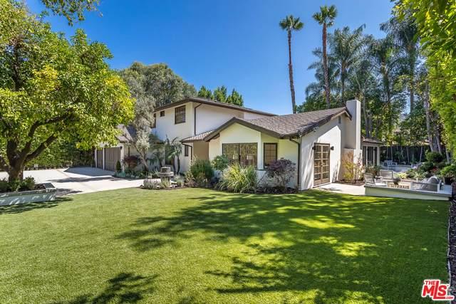 14804 Greenleaf St, Sherman Oaks, CA 91403 (#21-773724) :: The Bobnes Group Real Estate