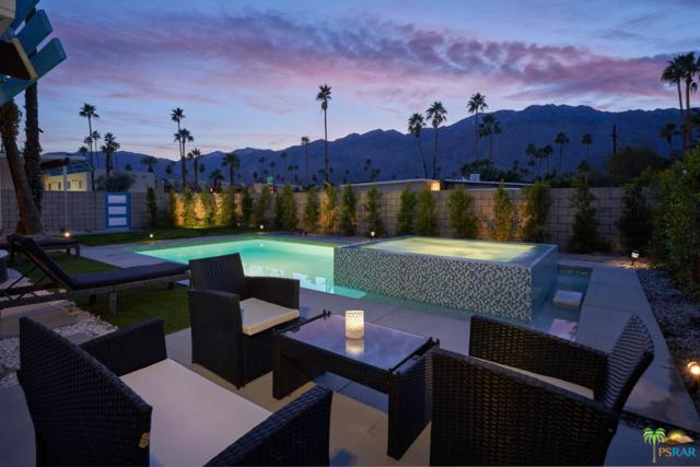 202 N Monterey Road, Palm Springs, CA 92262 (#19428354PS) :: The Real Estate Offices of Talbot and Watson