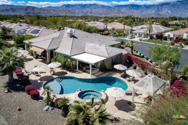 4 Via Verde, Rancho Mirage, CA 92270 (#19422618PS) :: TruLine Realty