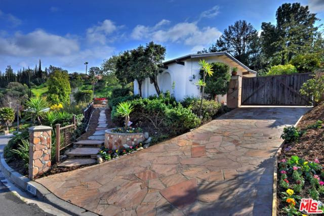 8262 Skyline Drive, Los Angeles (City), CA 90046 (#19442472) :: The Agency