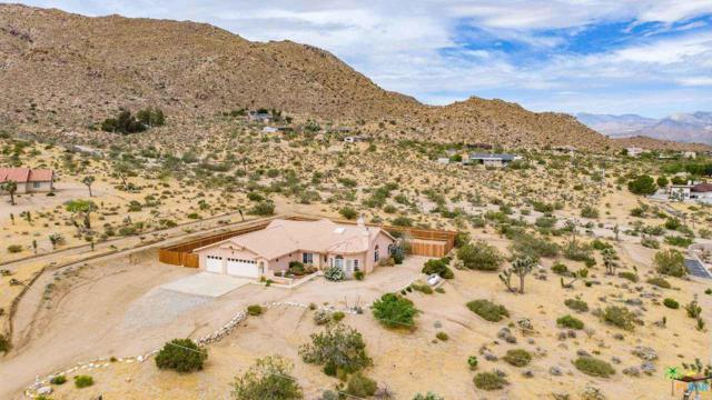 7750 Wesley Road, Joshua Tree, CA 92252 (#19482242PS) :: Randy Plaice and Associates