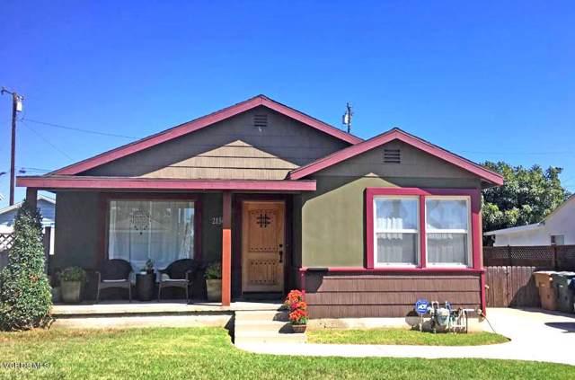 2154 Grand Avenue, Ventura, CA 93003 (#219011356) :: The Agency