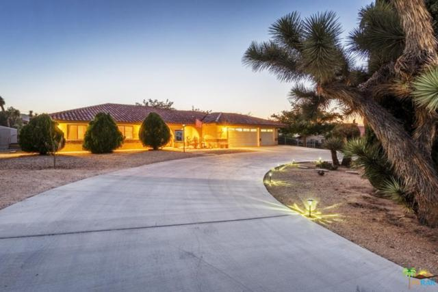 58449 Joshua Lane, Yucca Valley, CA 92284 (#17280004PS) :: TruLine Realty