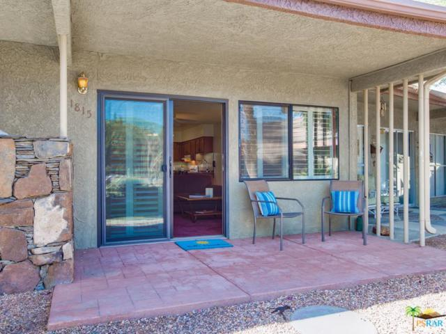 1815 E Tachevah Drive, Palm Springs, CA 92262 (#17293408PS) :: Paris and Connor MacIvor