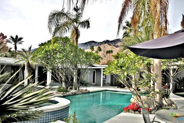 1256 E San Lorenzo Road, Palm Springs, CA 92264 (#17297160PS) :: Paris and Connor MacIvor