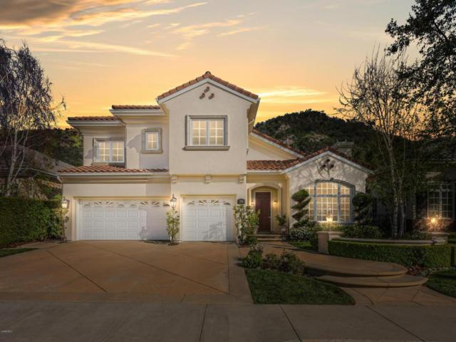 278 Baybrook Court, Lake Sherwood, CA 91361 (#218007003) :: The Real Estate Offices of Talbot and Watson