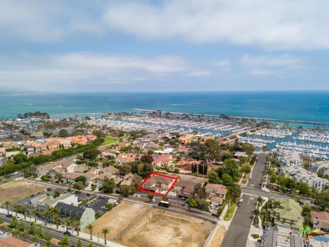 24641 Santa Clara Avenue #5, Dana Point, CA 92629 (#18373850PS) :: The Agency