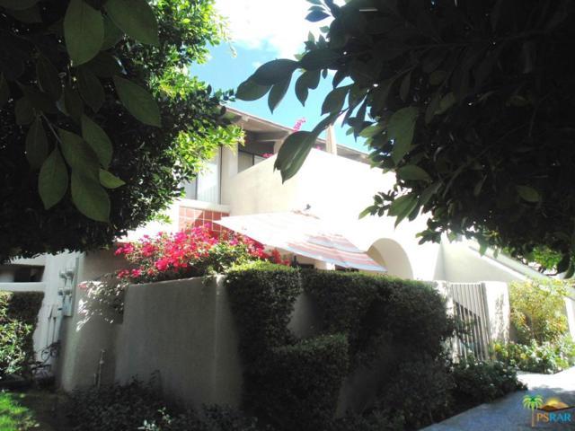 1150 E Amado Road 18C2, Palm Springs, CA 92262 (#18391562PS) :: Lydia Gable Realty Group