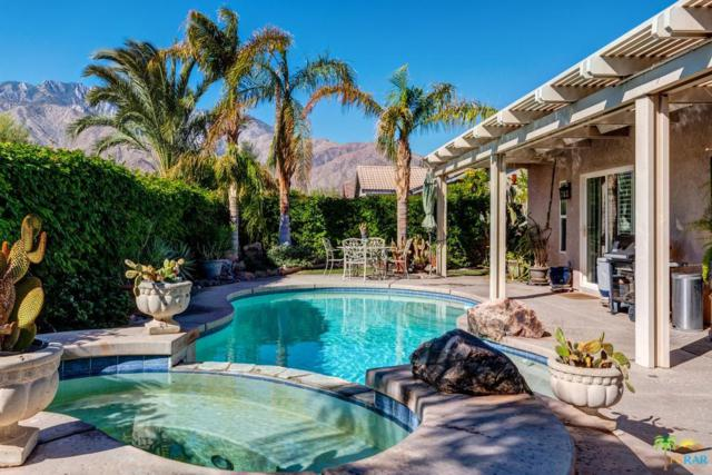 1669 E Racquet Club Road, Palm Springs, CA 92262 (#18395868PS) :: The Agency