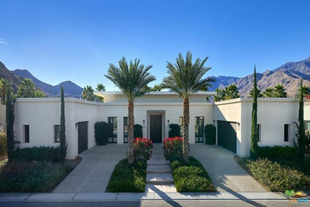 1045 Bella Vista, Palm Springs, CA 92264 (#18396882PS) :: TruLine Realty