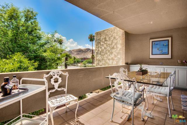 2424 E Palm Canyon Drive 2D, Palm Springs, CA 92264 (#18408682PS) :: Golden Palm Properties