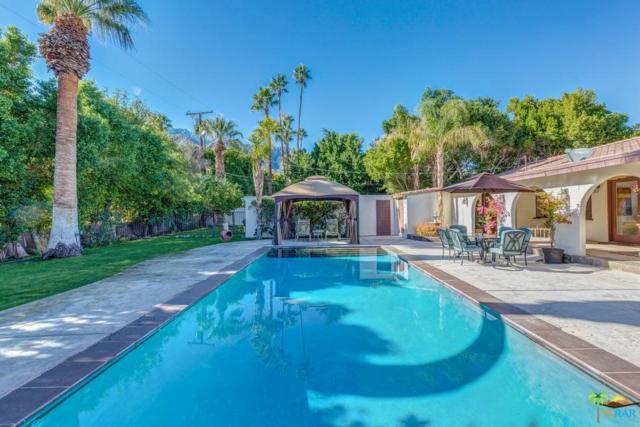 469 W Via Escuela, Palm Springs, CA 92262 (#18414028PS) :: Lydia Gable Realty Group