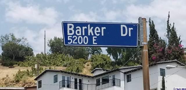0 Barker Drive Drive, Los Angeles (City), CA 90042 (#320000289) :: Randy Plaice and Associates