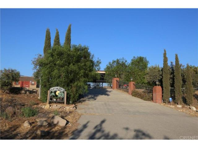 32500 Agua Dulce Canyon Road, Agua Dulce, CA 91390 (#SR16194536) :: Paris and Connor MacIvor