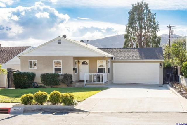 3702 Los Olivos Lane, Glendale, CA 91214 (#319000024) :: Fred Howard Real Estate Team