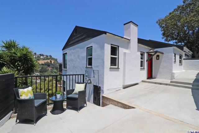1897 Lucile Avenue, Los Angeles (City), CA 90026 (#318005067) :: TruLine Realty