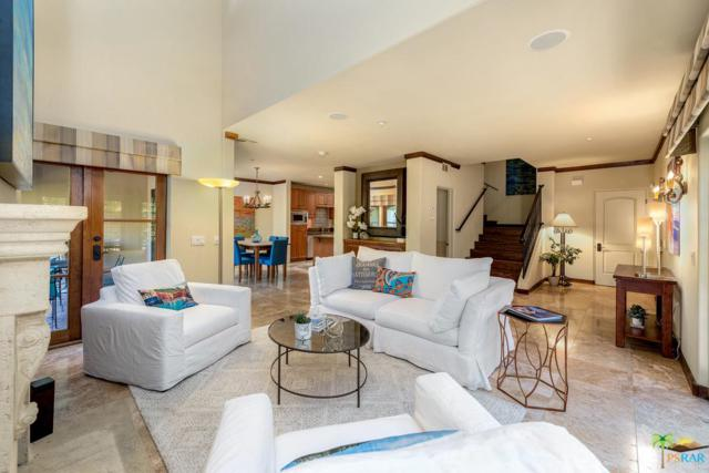 302 Villaggio, Palm Springs, CA 92262 (#19419604PS) :: The Real Estate Offices of Talbot and Watson