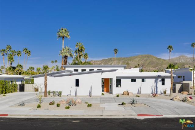 2720 S Sierra Madre, Palm Springs, CA 92264 (#19439130PS) :: The Fineman Suarez Team