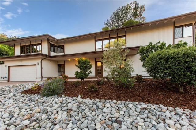 3415 Green Vista Drive, Encino, CA 91436 (#SR19065956) :: Paris and Connor MacIvor