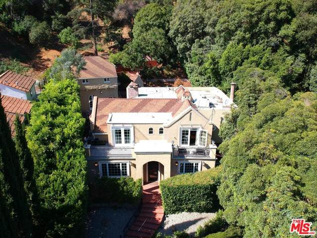 1615 Benedict Canyon Dr, Beverly Hills, CA 90210 (#19-508412) :: Lydia Gable Realty Group