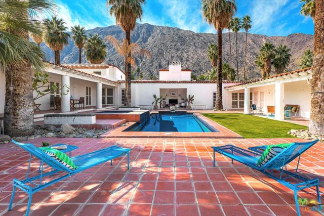 486 W Patencio Lane, Palm Springs, CA 92262 (#17282112PS) :: TruLine Realty