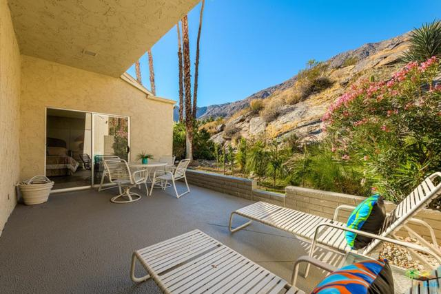 555 W Baristo Road C31, Palm Springs, CA 92262 (#18299116PS) :: The Real Estate Offices of Talbot and Watson