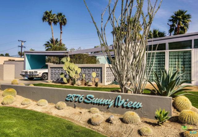 2876 N Sunnyview Drive, Palm Springs, CA 92262 (#18313042PS) :: TruLine Realty