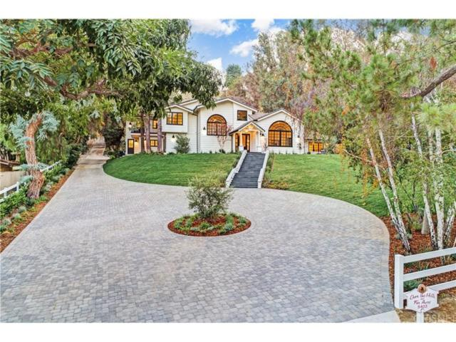 5403 Jed Smith Road, Hidden Hills, CA 91302 (#SR18196028) :: Fred Howard Real Estate Team