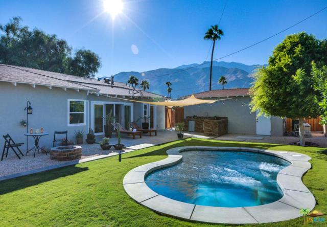 820 E Chuckwalla Road, Palm Springs, CA 92262 (#18392346PS) :: The Fineman Suarez Team