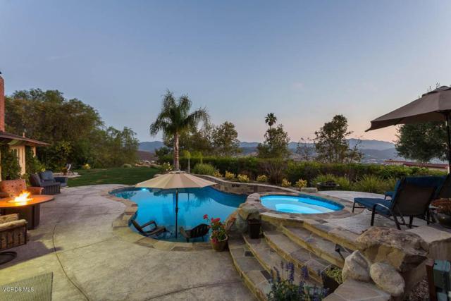 2672 Sapra Street, Thousand Oaks, CA 91362 (#218012743) :: Golden Palm Properties