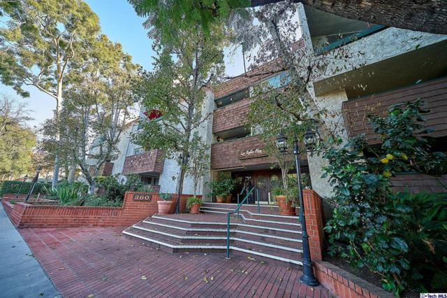 360 S Euclid Avenue #319, Pasadena, CA 91101 (#318005074) :: The Agency