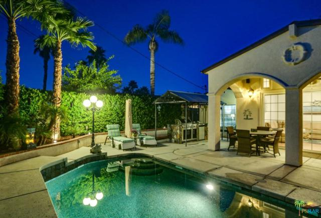 583 N Calle Rolph, Palm Springs, CA 92262 (#19433072PS) :: The Agency