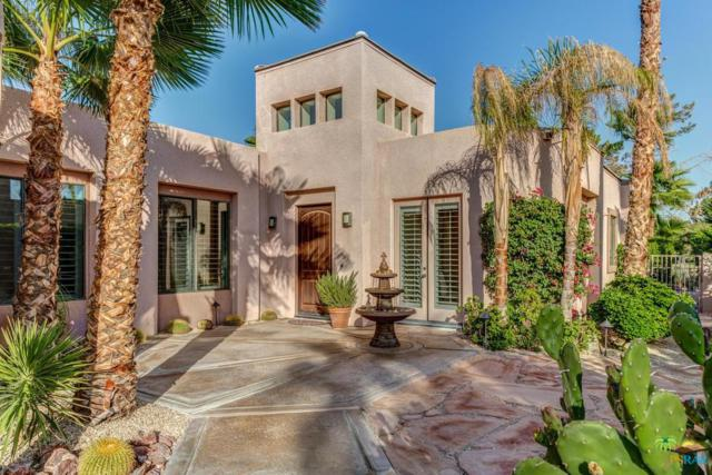 4 Via Haciendas, Rancho Mirage, CA 92270 (#19432914PS) :: The Parsons Team