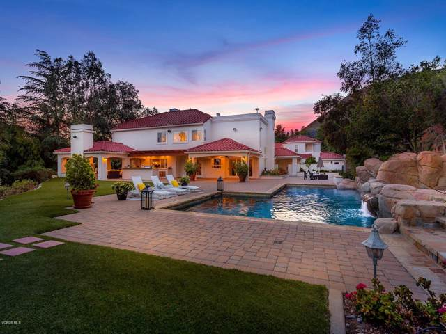 1848 Falling Star Avenue, Westlake Village, CA 91362 (#219011874) :: Randy Plaice and Associates