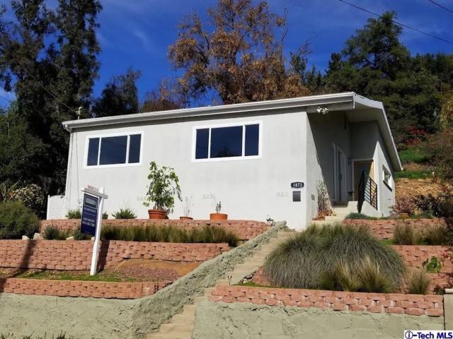 1873 Montiflora Avenue, Eagle Rock, CA 90041 (#318004438) :: Lydia Gable Realty Group