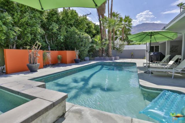 1127 E Mesquite Avenue, Palm Springs, CA 92264 (#18371114PS) :: The Fineman Suarez Team