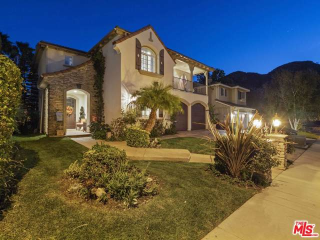 25518 Housman Place, Stevenson Ranch, CA 91381 (#19521578) :: Randy Plaice and Associates